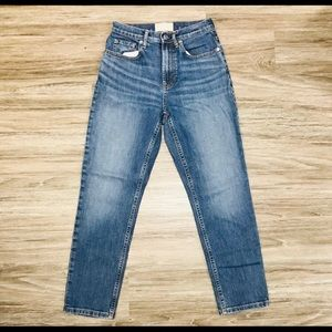 Everlane Size 25 Straight Jean (ankle)